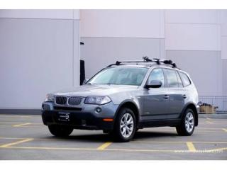 Used 2010 BMW X3 28i XDrive for sale in Vancouver, BC