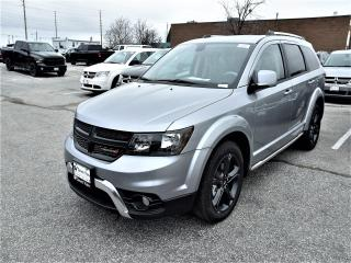 Used 2019 Dodge Journey Crossroad for sale in Concord, ON
