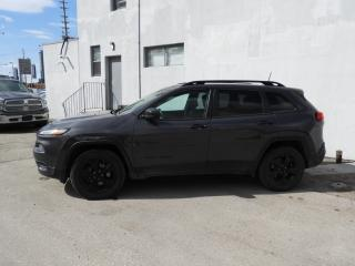 Used 2016 Jeep Cherokee ALTITUDE/REMOTE STARTER/REAR CAMERA/18 INCH ALUMIN for sale in Concord, ON