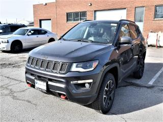 New 2019 Jeep Compass Trailhawk for sale in Concord, ON