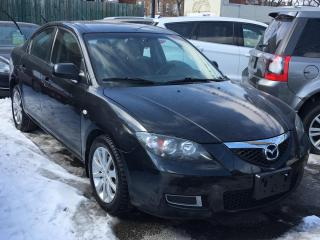 Used 2007 Mazda MAZDA3 for sale in Scarborough, ON