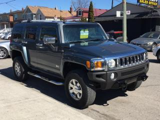 Used 2007 Hummer H3 4WD 4DR SUV for sale in Scarborough, ON