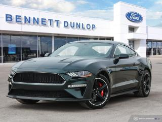New 2019 Ford Mustang BULLITT FASTBACK for sale in Regina, SK