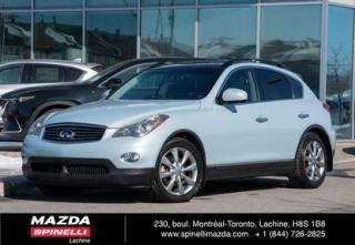 Used 2011 Infiniti EX35 for sale in Lachine, QC