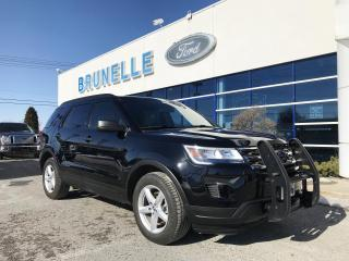 Used 2018 Ford Explorer AWD ensemble remorquage for sale in St-Eustache, QC