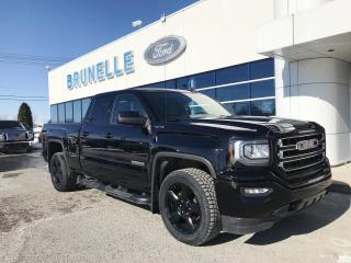 Used 2017 GMC Sierra 1500 Elevation 5,3L 4x4 for sale in St-Eustache, QC