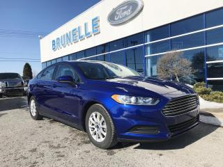 Used 2016 Ford Fusion 2,5L demarreur a distance for sale in St-Eustache, QC