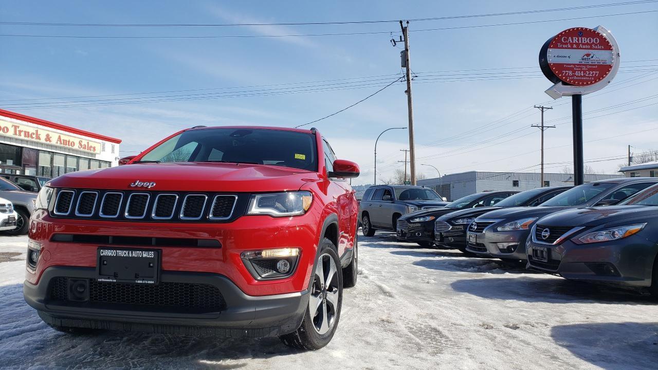 2018 Jeep Compass NORTH