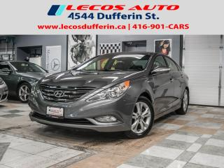 Used 2012 Hyundai Sonata LIMITED for sale in North York, ON