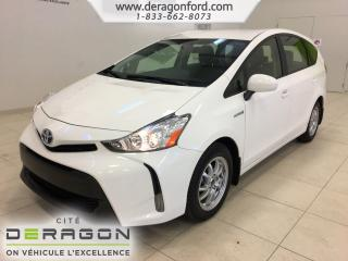 Used 2017 Toyota Prius V Hybride Hybride A/c for sale in Cowansville, QC