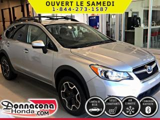 Used 2015 Subaru XV Crosstrek 2.0i groupe tourisme ** for sale in Donnacona, QC