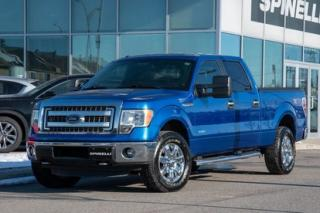 Used 2013 Ford F-150 Crew Awd Xlt for sale in Lachine, QC