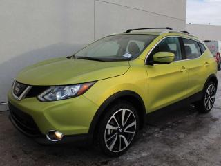 New 2019 Nissan Qashqai SL LEATHER WITH BLOCK HEATER for sale in Edmonton, AB
