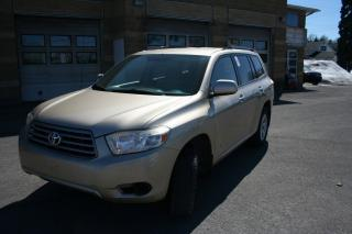 Used 2008 Toyota Highlander 7 PASSENGER for sale in Nepean, ON