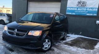 Used 2011 Dodge Grand Caravan 4DR WGN for sale in Gloucester, ON
