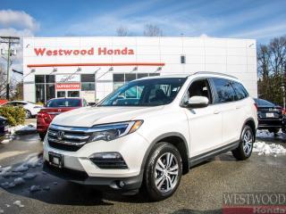 Used 2017 Honda Pilot EX-L w/Navi for sale in Port Moody, BC