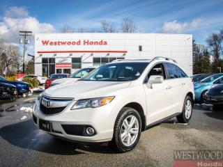 Used 2015 Acura RDX - for sale in Port Moody, BC
