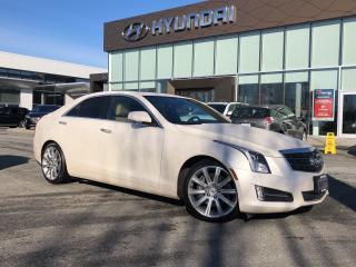 Used 2013 Cadillac ATS 2.0L Turbo Premium for sale in Port Coquitlam, BC