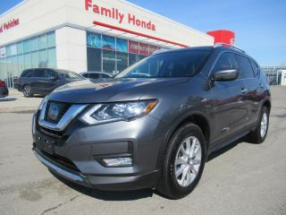 Used 2017 Nissan Rogue SV, HEATED SEATS, BACK UP CAM! for sale in Brampton, ON