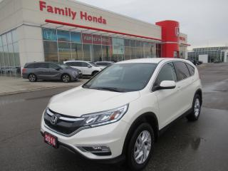 Used 2016 Honda CR-V SE, BACK UP CAM, ECO MODE! for sale in Brampton, ON