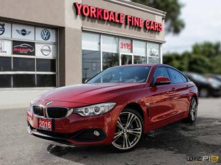 Used 2016 BMW 4 Series 428i xDrive, Navigation, Camera, Heads Up Diplay for sale in Toronto, ON