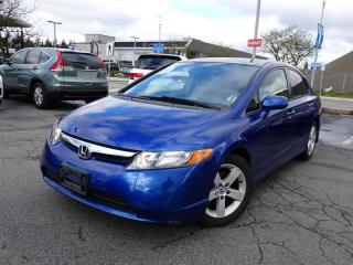 Used 2006 Honda Civic EX for sale in Richmond, BC