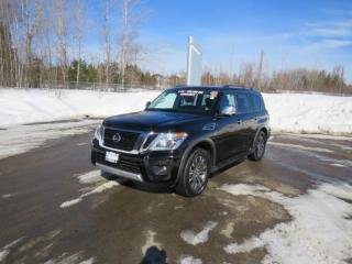 Used 2018 Nissan Armada SL for sale in Fredericton, NB