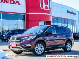 Used 2016 Honda CR-V SE - *ACCIDENT FREE|1 OWNER|PUSH BUTTON START* for sale in Milton, ON