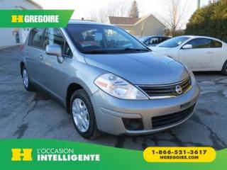 Used 2010 Nissan Versa 1.8 S MAN A/C ABS GR for sale in St-Léonard, QC