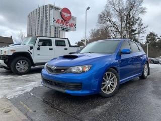 Used 2008 Subaru Impreza WRX STI WRX STI for sale in Cambridge, ON