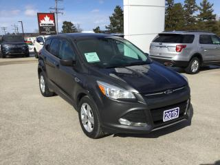 Used 2015 Ford Escape SE | FWD | Accident Free | Bluetooth for sale in Harriston, ON