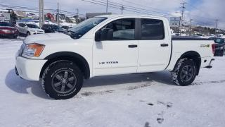 Used 2014 Nissan Titan Pro-4X for sale in Mount Pearl, NL