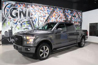 Used 2017 Ford F-150 XLT for sale in Concord, ON