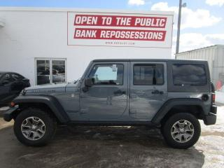 Used 2014 Jeep Rubicon Unlimited Rubicon for sale in Toronto, ON