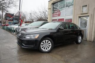Used 2014 Volkswagen Passat 1.8 TSI Trendline berline 4 portes BM for sale in Laval, QC