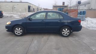Used 2005 Toyota Corolla 4 Door, Auto, 3 Years warranty available for sale in Toronto, ON