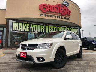 Used 2013 Dodge Journey CREW/KEYLESS GO/H-TED SEATS/REARCAM/B-TOOTH for sale in Toronto, ON