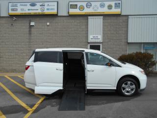 Used 2011 Honda Odyssey Touring for sale in London, ON
