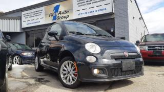 Used 2013 Fiat 500 Sport Leather, P-Moon for sale in Etobicoke, ON