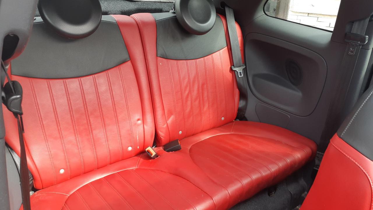 2013 Fiat 500 Sport Leather, P-Moon