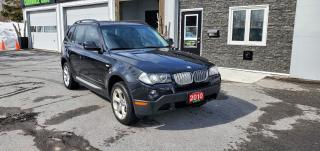 Used 2010 BMW X3 30i for sale in Cornwall, ON