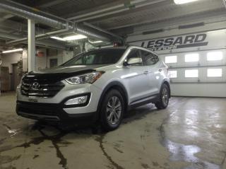Used 2014 Hyundai Santa Fe Sport bas kilométrage for sale in Québec, QC