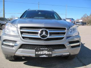 Used 2012 Mercedes-Benz GL-Class GL 350 BlueTec for sale in Newmarket, ON