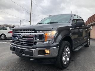 Used 2018 Ford F-150 XLT for sale in Cobourg, ON