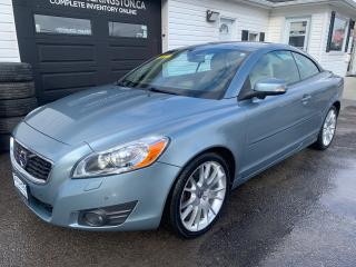 Used 2011 Volvo C70 for sale in Kingston, ON