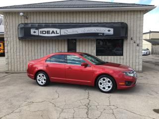 Used 2011 Ford Fusion SE for sale in Mount Brydges, ON