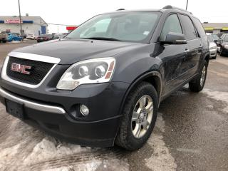 Used 2011 GMC Acadia SLE2 for sale in Pickering, ON
