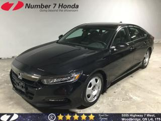 Used 2018 Honda Accord Sport| Backup Cam, Sunroof, Bluetooth! for sale in Woodbridge, ON