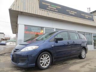 Used 2009 Mazda MAZDA5 6 PASSENGERS,CERTIFIED,AUTOMATIC,ALL POWERED for sale in Mississauga, ON
