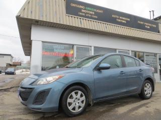 Used 2011 Mazda MAZDA3 SUPER LOW KM,LOADED,ALLOYS for sale in Mississauga, ON